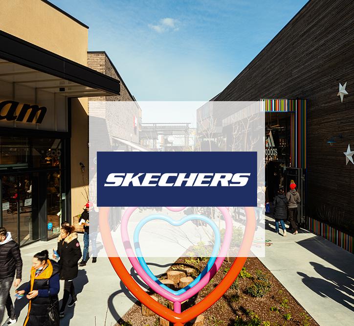Skechers : nouvelle enseigne