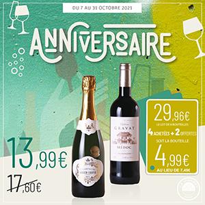 La Vignery fête son anniversaire !
