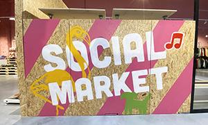 Le Social Market en octobre !