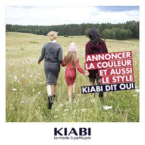 Des pulls pour toute la famille chez Kiabi !