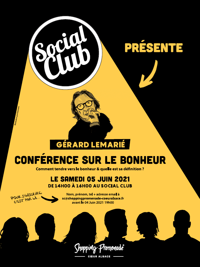 Conférence au Social Club
