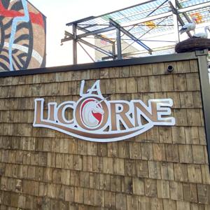 Kiosque La Licorne