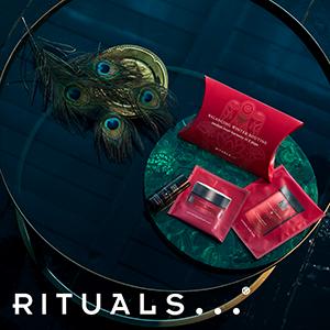 Célébrez l'automne avec Rituals !
