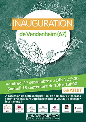 Le salon des vignerons à La Vignery !