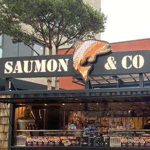Kiosque Saumon & Co