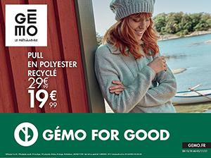 Collection hiver chez Gémo !